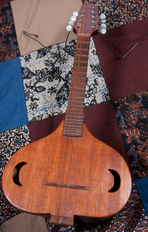 mandolin straight on